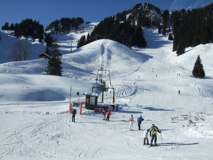 ski wegscheid jaudenhang